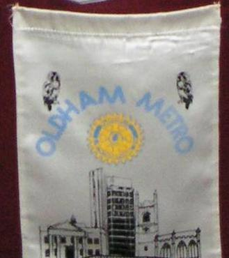 Banners - Oldham Metro