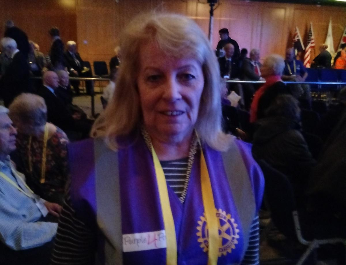 Apr 2018 National Rotary Conference at Torquay - RIBI - .
