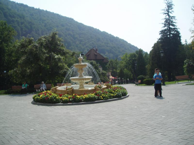 Thame Inner Wheel and Rotarians at Sinaia Forever 2015 -