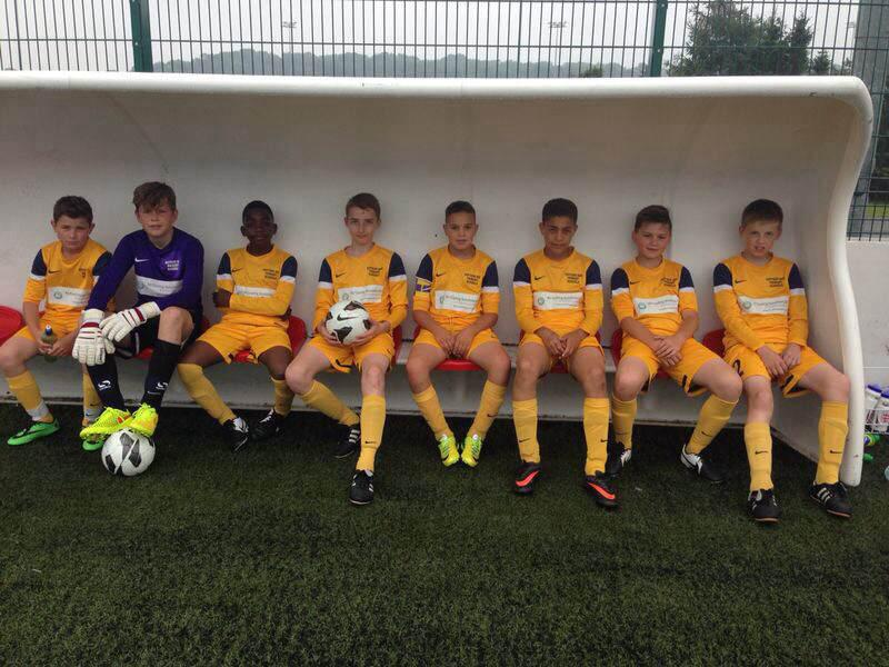 Local Club wins National Football Tournament -