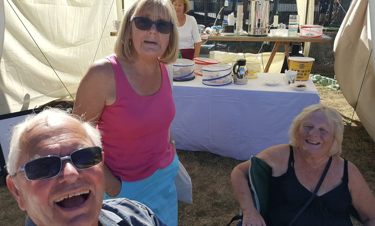 Ryde Rotary Club Party On The Green 2018 - 7