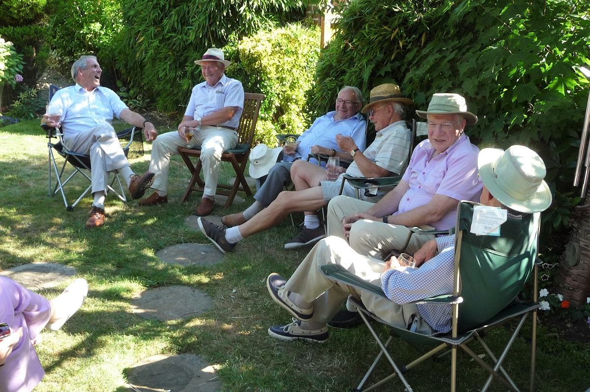 President's summer wine & nibbles 8th July 2018 - presidents-wine-and-nibble-11