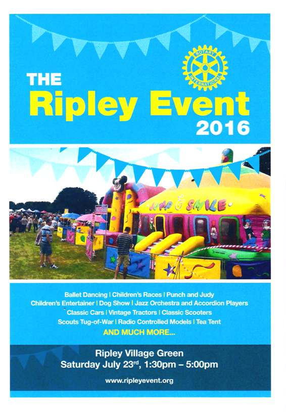 The Ripley Event - programme(1)