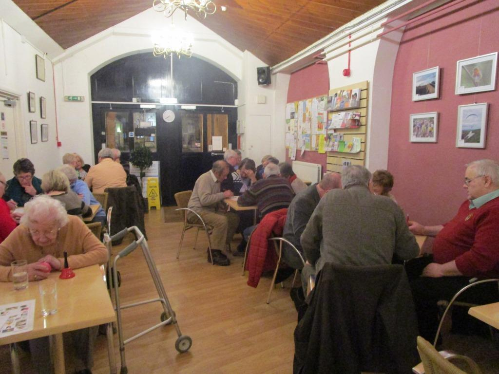 Supper - Club Quiz evening -