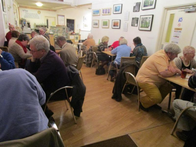 Quiz with Melksham Lions - In the ArtHouse