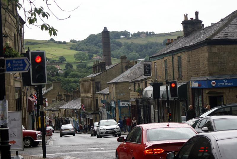 Ramsbottom Town Centre -