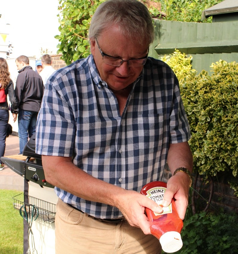 Garden Party in aid of British Heart Foundation -