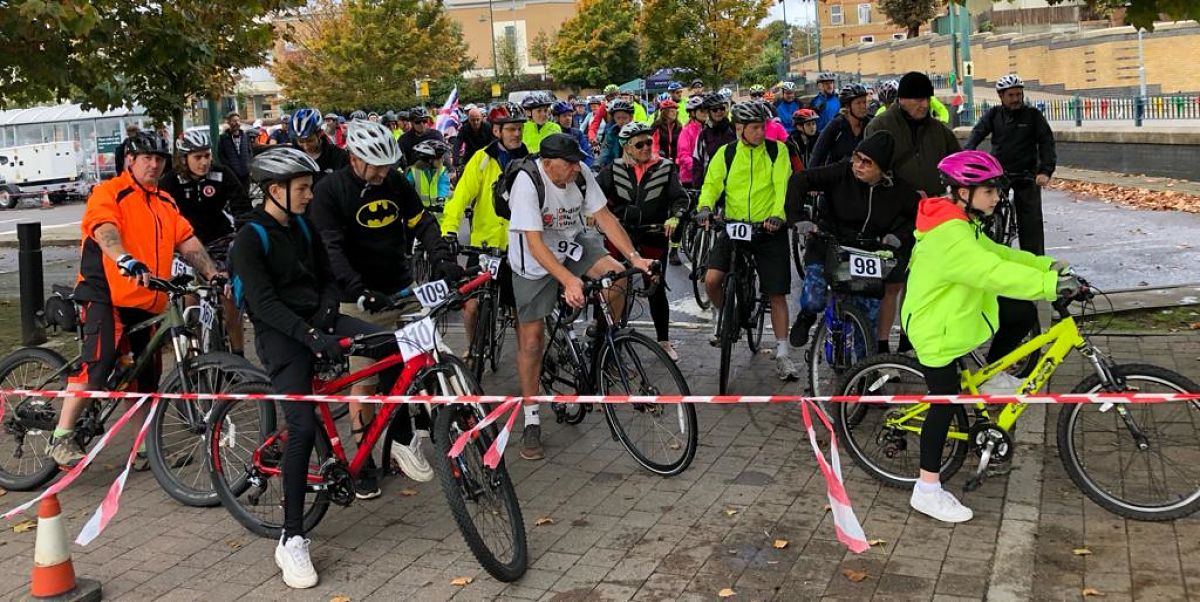 Big Bike Ride 2019 -