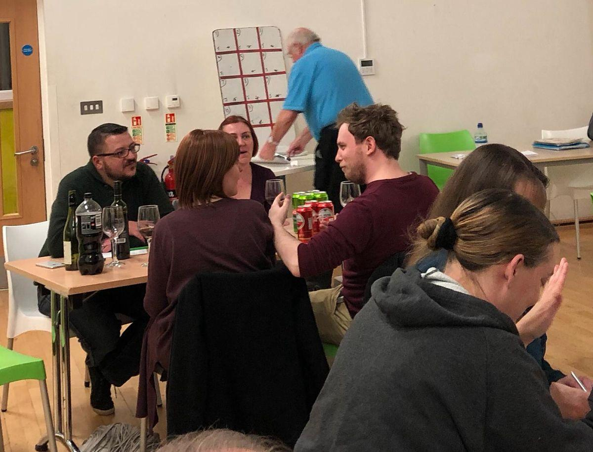 Quiz Night -