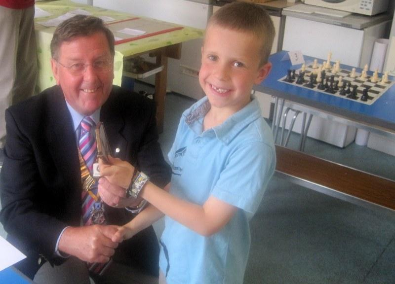 Rotary Junior Chess Tournament 2014 - rotary chess e mail
