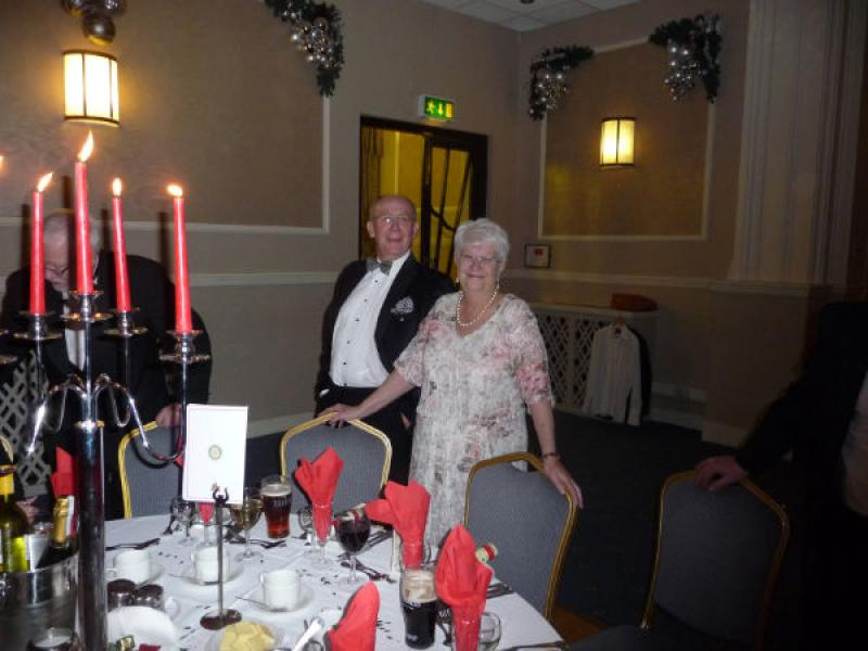 The Rotary Club of Southport Links Christmas Party - rotary christmas do 009