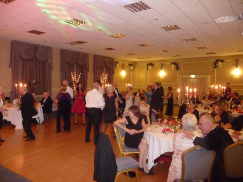The Rotary Club of Southport Links Christmas Party - rotary christmas do 012