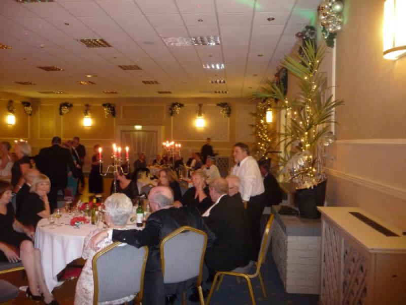 The Rotary Club of Southport Links Christmas Party - rotary christmas do 013