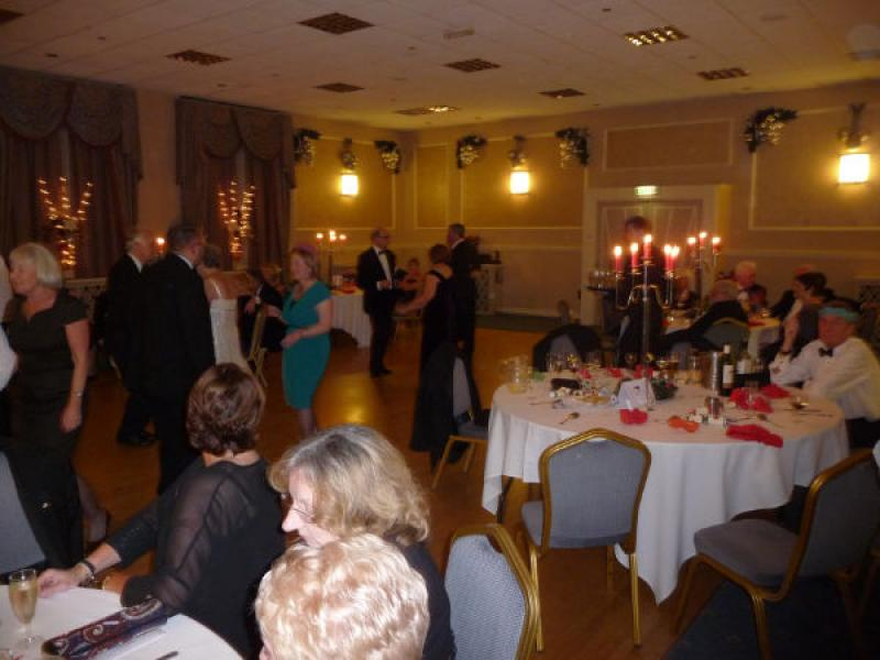 The Rotary Club of Southport Links Christmas Party - rotary christmas do 014