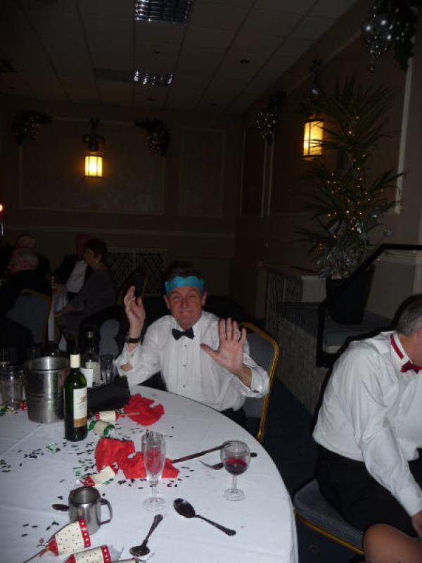 The Rotary Club of Southport Links Christmas Party - rotary christmas do 015