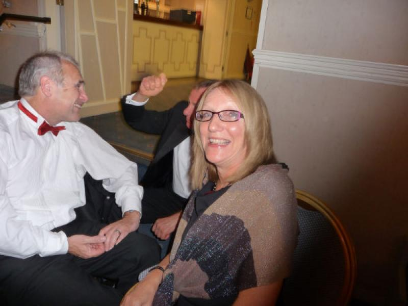 The Rotary Club of Southport Links Christmas Party - rotary christmas do 016
