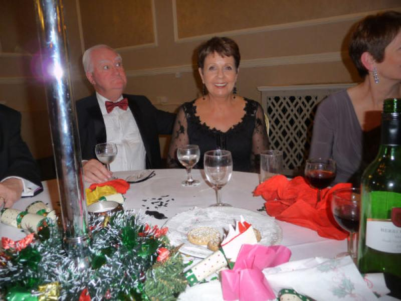 The Rotary Club of Southport Links Christmas Party - rotary christmas do 020