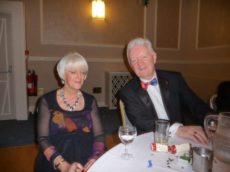 The Rotary Club of Southport Links Christmas Party - rotary christmas do 021