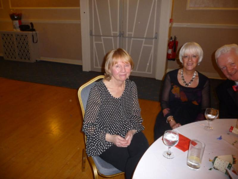 The Rotary Club of Southport Links Christmas Party - rotary christmas do 022