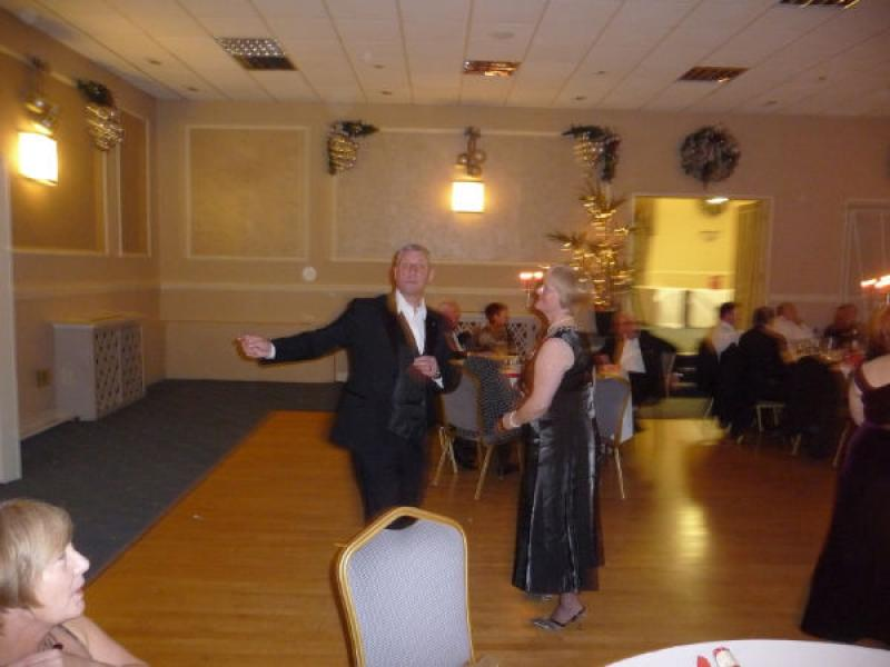 The Rotary Club of Southport Links Christmas Party - rotary christmas do 023