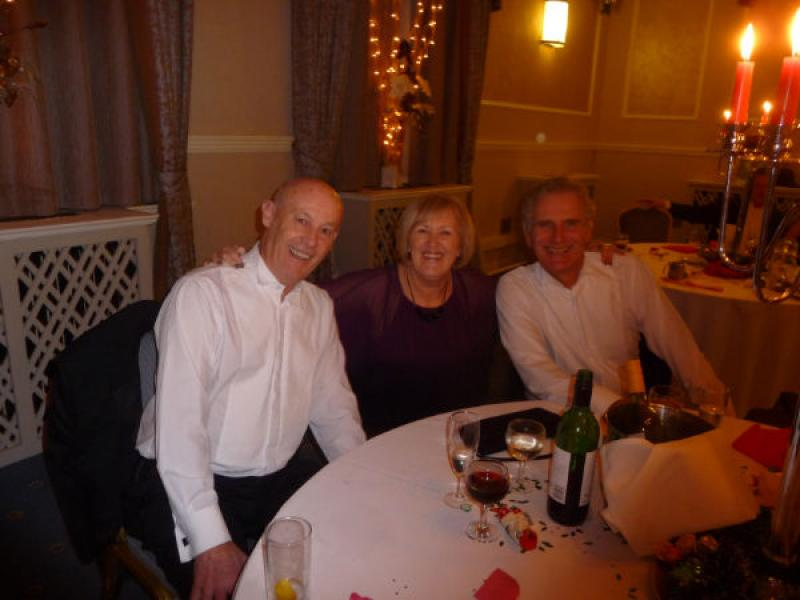The Rotary Club of Southport Links Christmas Party - rotary christmas do 026