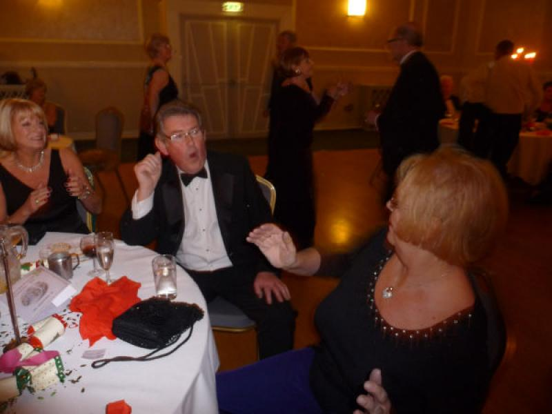 The Rotary Club of Southport Links Christmas Party - rotary christmas do 027
