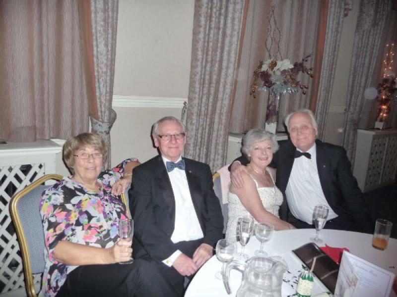 The Rotary Club of Southport Links Christmas Party - rotary christmas do 030