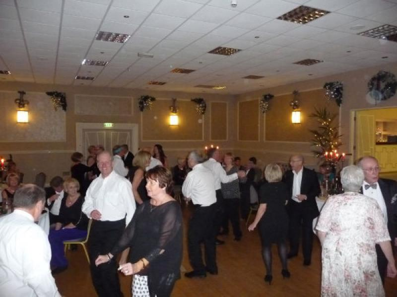 The Rotary Club of Southport Links Christmas Party - rotary christmas do 032