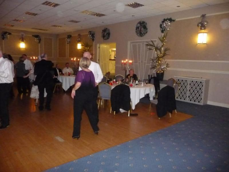 The Rotary Club of Southport Links Christmas Party - rotary christmas do 034