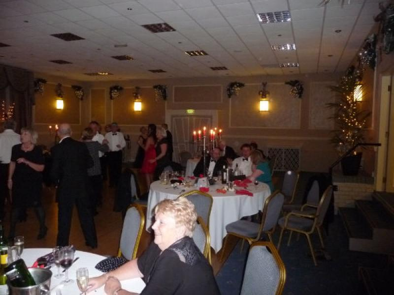 The Rotary Club of Southport Links Christmas Party - rotary christmas do 035