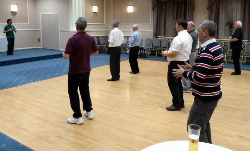 Tai Chi with Bernie Coates - rotary-club-of-southport-links-Thi chi-9