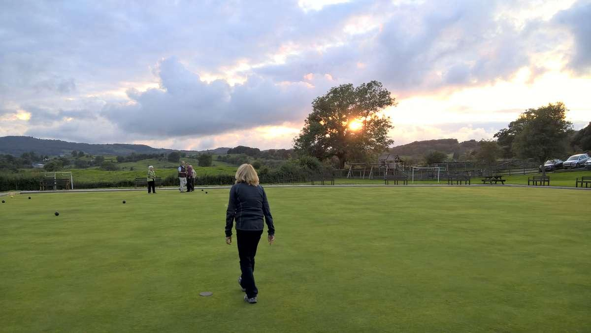 Summer Bowls Evening -