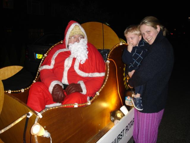 Chislehurst Rotary Christmas Collection -