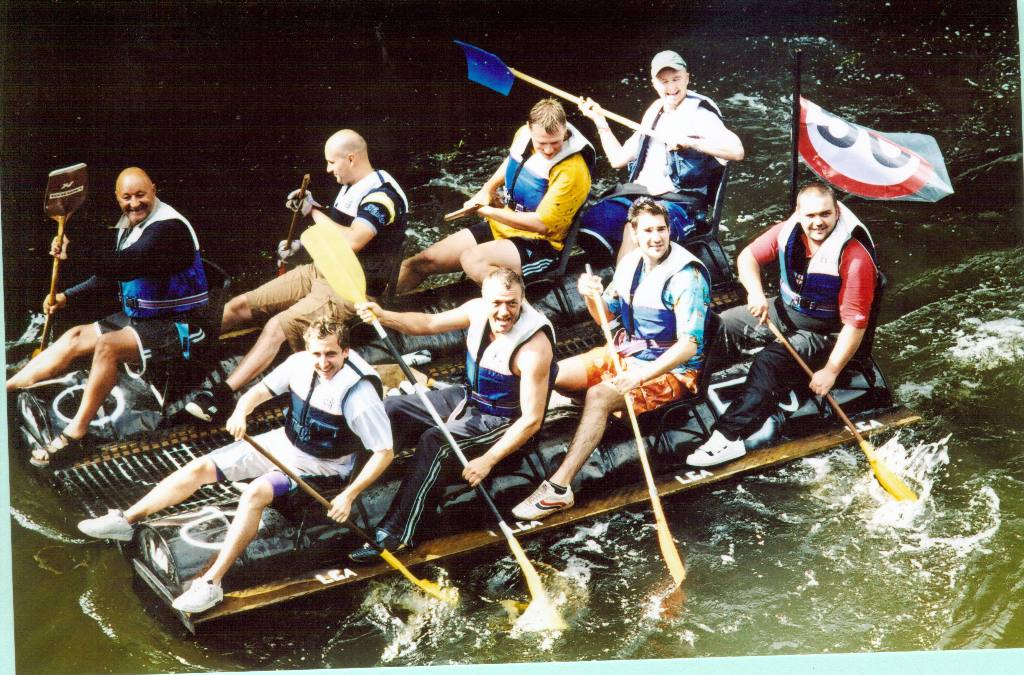 Raft Race - Sept 2006 -