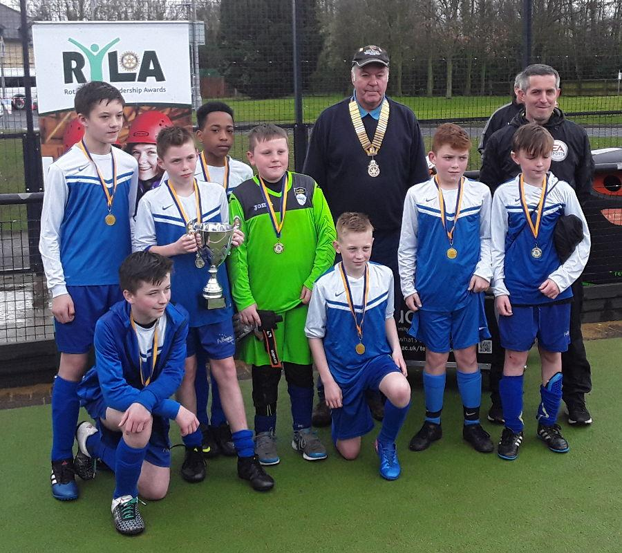 U12 5-a-side Football Tournament - Fulwood Academy