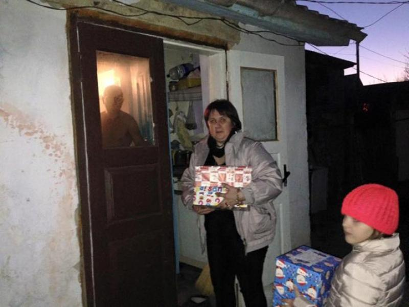 Shoeboxes in Romania, 2016 - sb2016 18