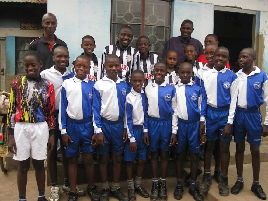 Little Angels Primary School, Uganda -