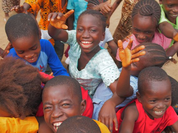 THE BIG PROBLEM IN SIERRA LEONE - They will thank you and we will THANK YOU!