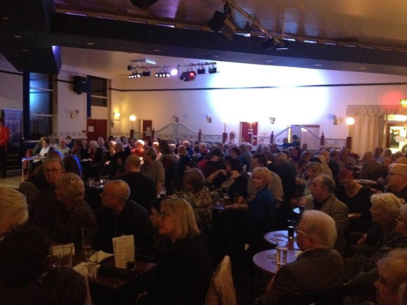 Saturday Night At The Horwich Palladium -