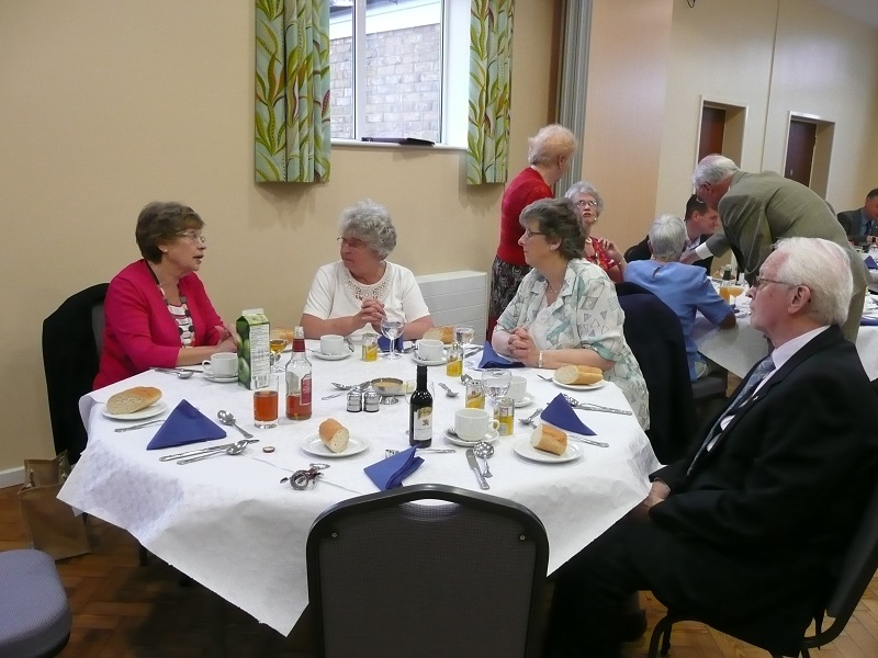 40 years of Rotary in Chatteris - social 2011