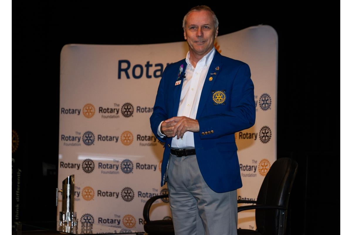 Conference 2019 pictures - DG District 1180 Bob Maskell.