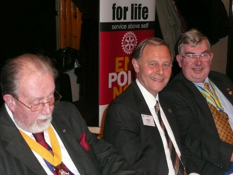 40 years of Rotary in Chatteris -