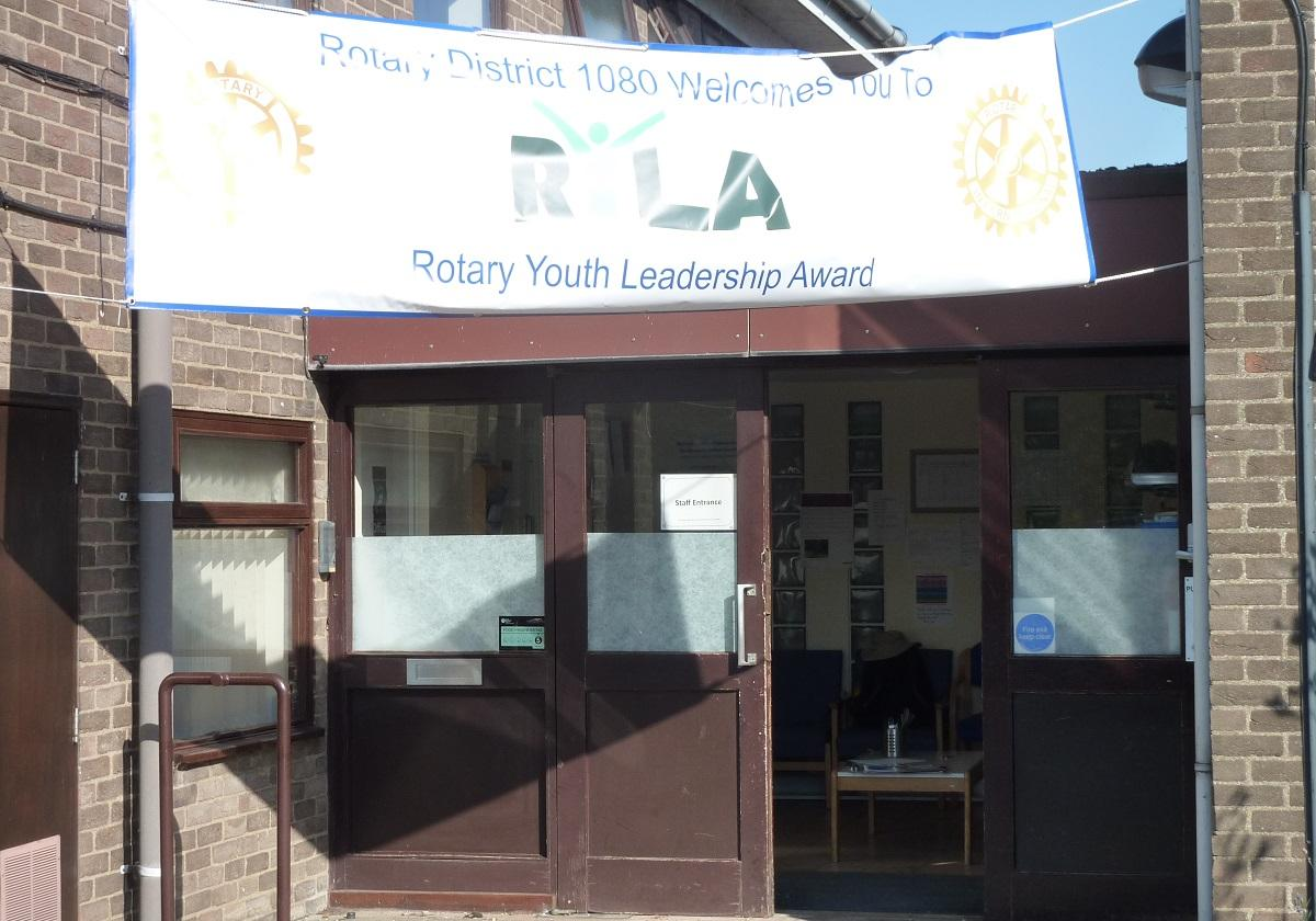 Sep 2018 RYLA Open Afternoon - come and meet our candidates - .