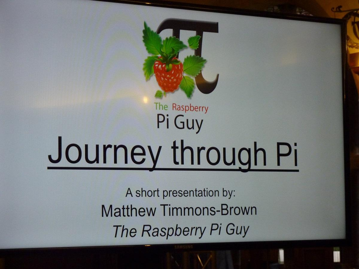 May 2017 All things Raspberry Pi - David & Matt fb Service