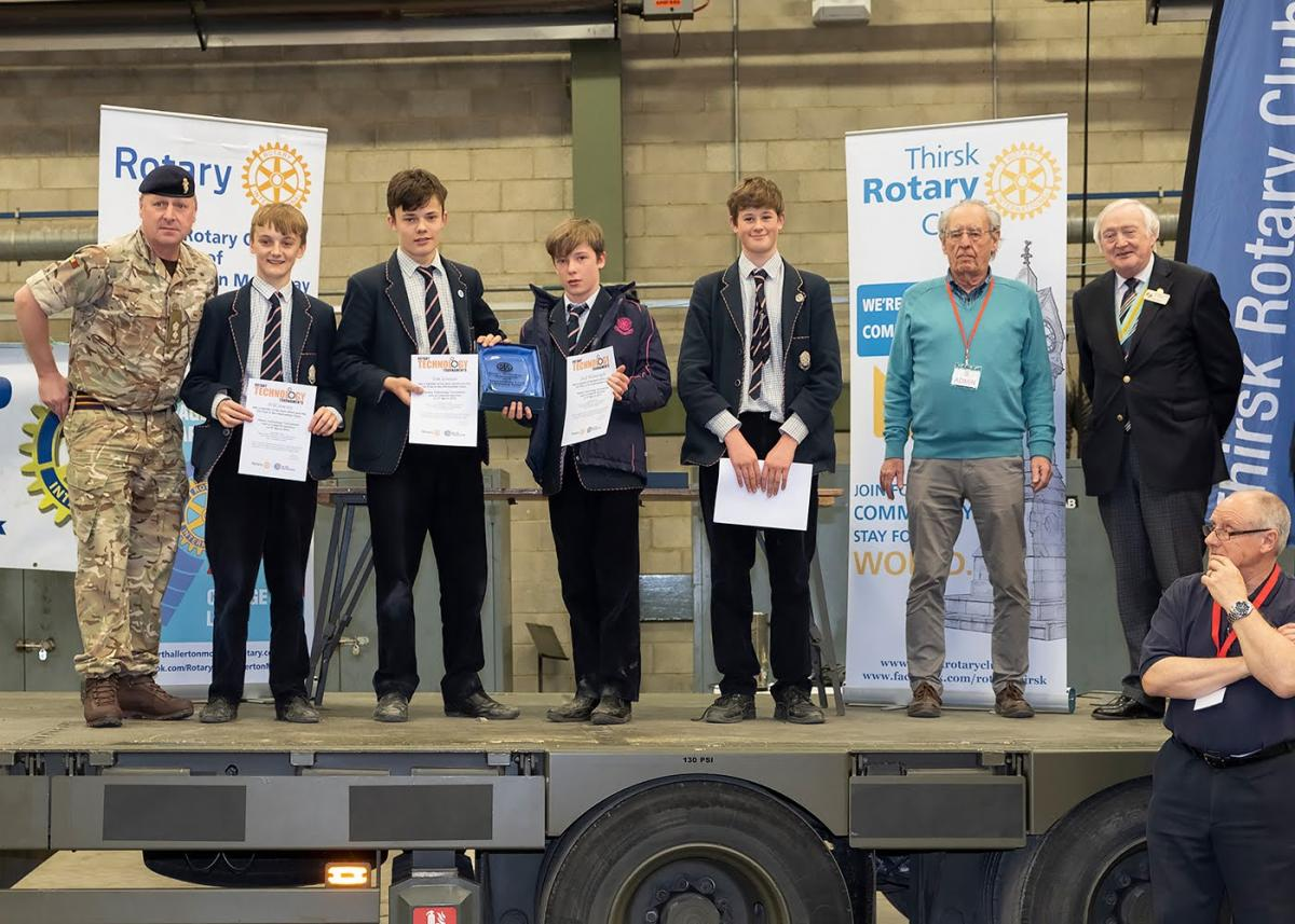 Rotary north Group School Technology Tournament 2019 - techto19 (37)
