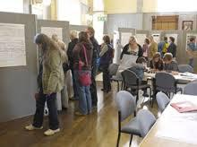 Talk about Thame Neighbourhood Plan - Consultation. Asking People of Thame.