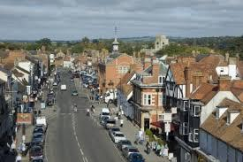 Talk about Thame Neighbourhood Plan -