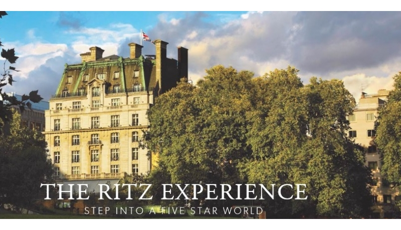 Speaker meeting ~ From Le Manoir to The Ritz by Amber Francis - the ritz