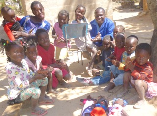 Our Zambia Project - Update - Happy times on the village of Monze.