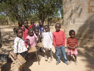 Our Zambia Project - Update - Smile for the camera.